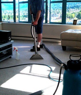 Carpet Cleaning Vancouver, New Westminster & Surrey